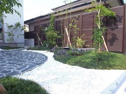 和風ガーデン