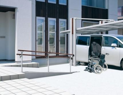 4G 車椅子1